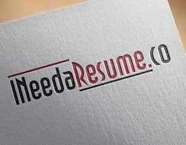 #22 para Design a logo and color scheme for a resume builder site - www.Ineedaresume.co por HafejMohammad