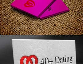 #33 untuk Design a Logo for Forty Plus Dating oleh graphics8