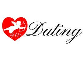 #101 untuk Design a Logo for Forty Plus Dating oleh AGeorgescu