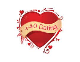#103 for Design a Logo for Forty Plus Dating af KiVii