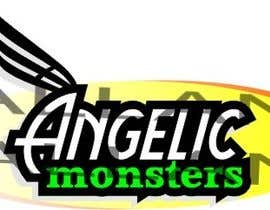#3 untuk Design a Logo for Angelic Monsters oleh allanfeliciano