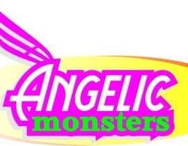 #14 untuk Design a Logo for Angelic Monsters oleh allanfeliciano