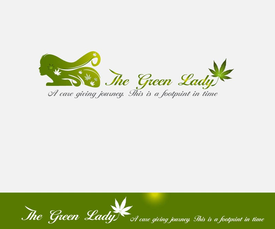 #319 for Design a Logo for thegreenlady.org by arteastik