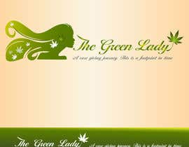 #322 for Design a Logo for thegreenlady.org af arteastik