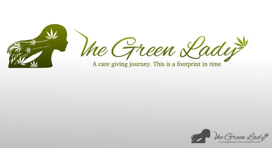 #312 for Design a Logo for thegreenlady.org by dukom
