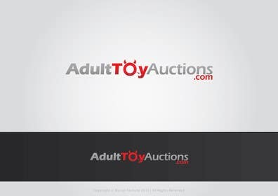 #57 for Adult Toy Auctions new Logo by mariusfechete