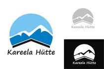 Graphic Design Конкурсная работа №363 для Logo Design for Kareela Hütte