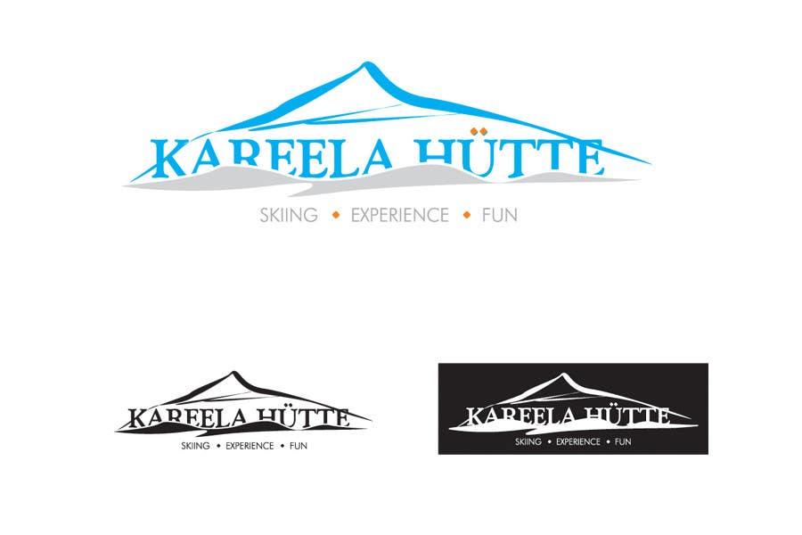 Конкурсная заявка №55 для Logo Design for Kareela Hütte