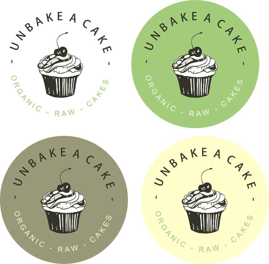 Bài tham dự cuộc thi #                                        47                                      cho                                         Design a Logo for raw organic deserts shop