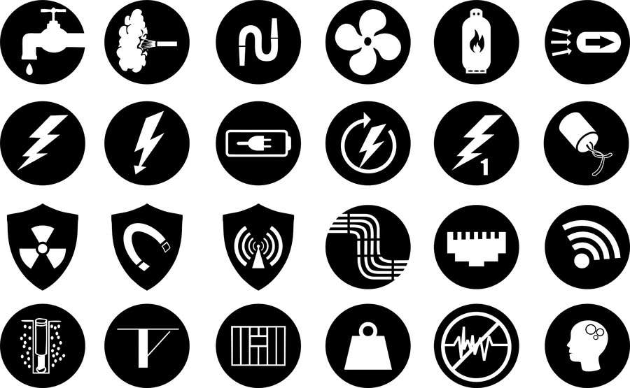 Contest Entry #13 For Icons To Represent Architectural Design Criteria