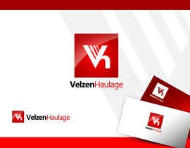 #164 for Logo Design for Velzen Haulage by twindesigner