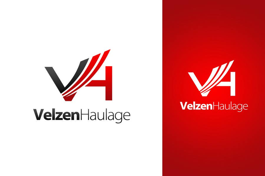 Konkurrenceindlæg #160 for Logo Design for Velzen Haulage