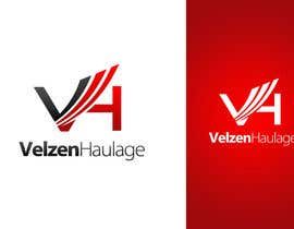 #160 for Logo Design for Velzen Haulage by ronakmorbia