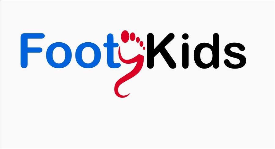 Konkurrenceindlæg #34 for Design a Logo for FootyKids
