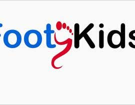 nº 34 pour Design a Logo for FootyKids par uniqmanage