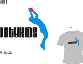 #41 para Design a Logo for FootyKids por morizu