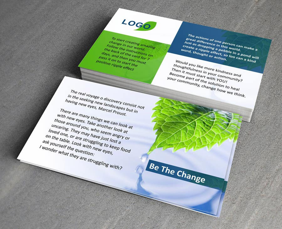#1 for Design some Business Cards/Game Cards by ezesol