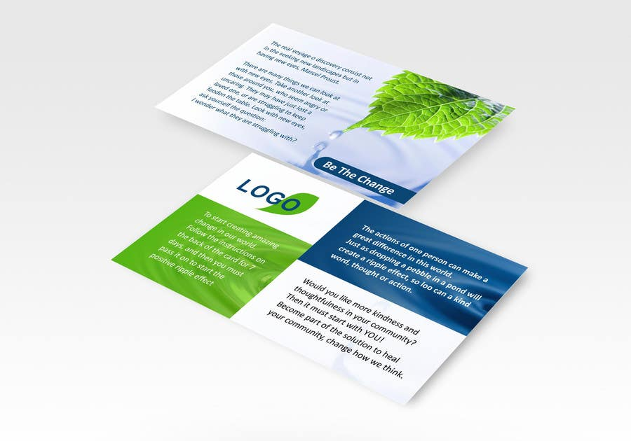 #5 for Design some Business Cards/Game Cards by ezesol