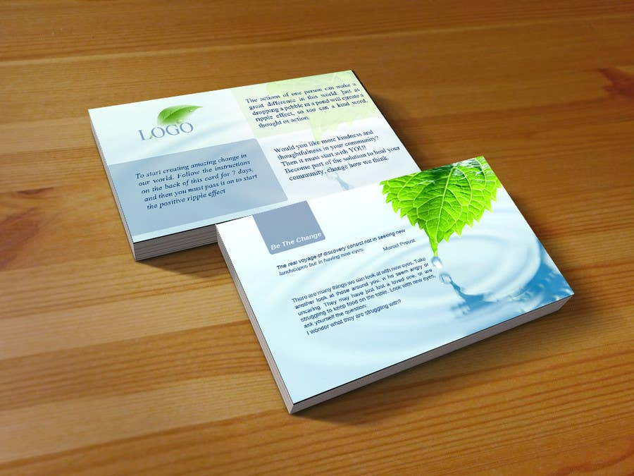 Proposition n°15 du concours Design some Business Cards/Game Cards