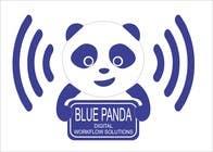 Graphic Design Inscrição do Concurso Nº73 para Design a Logo for new IT company - BLUE PANDA