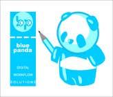 Graphic Design Inscrição do Concurso Nº80 para Design a Logo for new IT company - BLUE PANDA