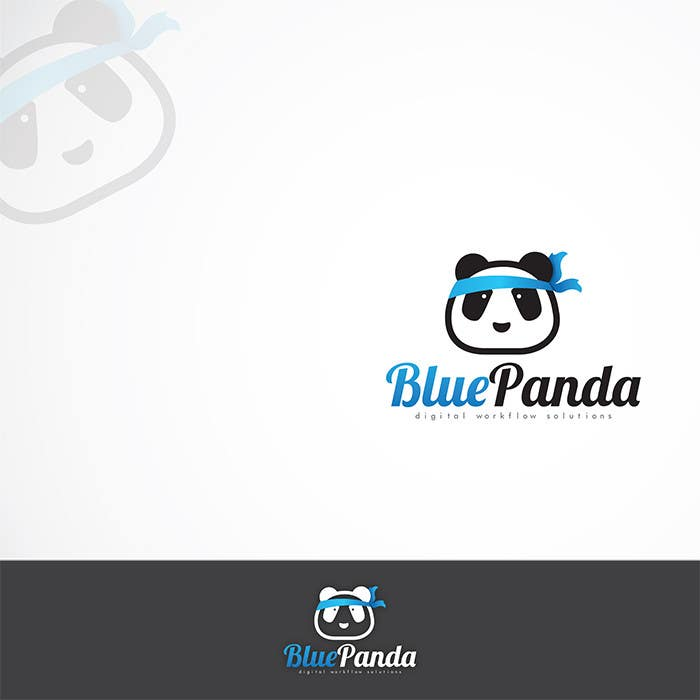 Inscrição nº 29 do Concurso para Design a Logo for new IT company - BLUE PANDA
