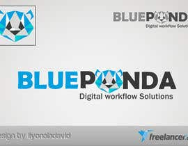 #65 para Design a Logo for new IT company - BLUE PANDA por liyonaladavid