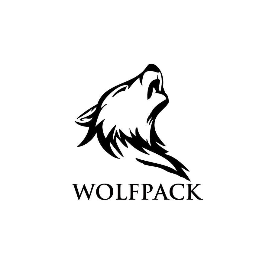Entry #31 by HARQ2015 for WOLFPACK Logo Design | Freelancer