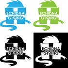 Logo Design for Echidna Giving için Graphic Design4 No.lu Yarışma Girdisi