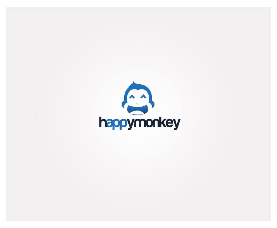 #126 for Design eines Logos for Company Happy Monkey by zapanzajelo