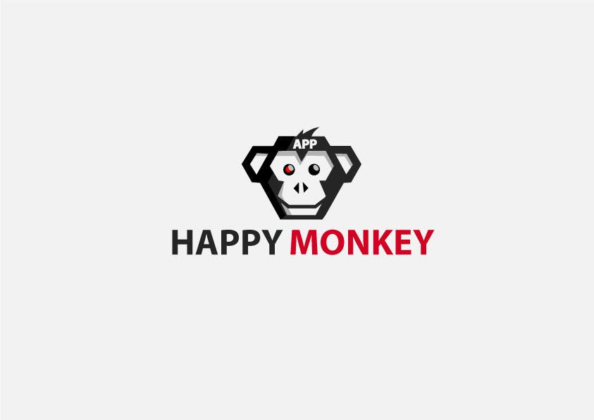 #24 for Design eines Logos for Company Happy Monkey by brandmaker2007