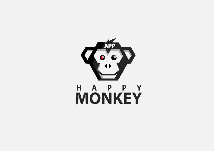 #27 for Design eines Logos for Company Happy Monkey by brandmaker2007