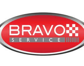 #9 for Design a Logo for Bravo-Service... an express car service garage chain in Bulgaria by LucianCreative