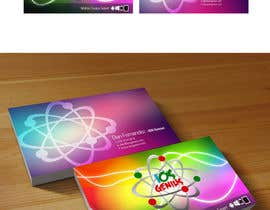 #4 untuk Design some Business Cards for Existing Logo oleh TonyFitz317