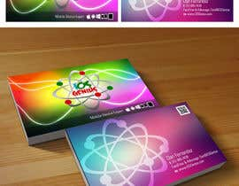#7 untuk Design some Business Cards for Existing Logo oleh TonyFitz317