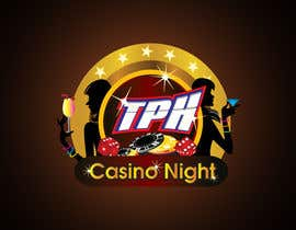 #78 for Design a Las Vegas/Casino Night logo for an Open House af karthickjai