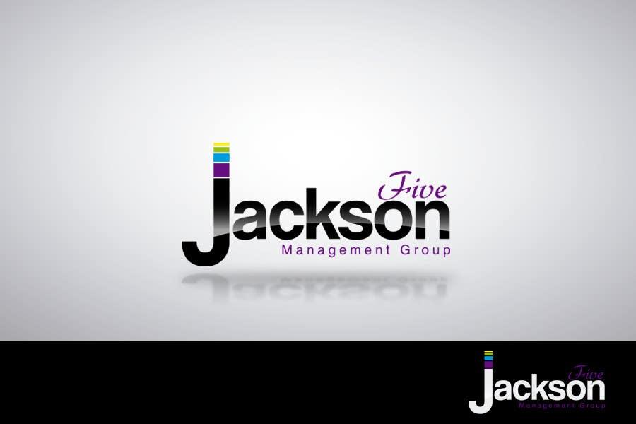 Inscrição nº 349 do Concurso para Logo Design for Jackson5