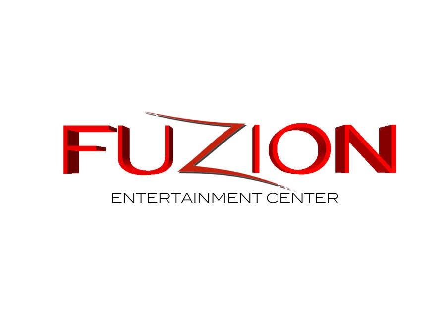 Contest Entry #484 for Logo Design for Fuzion