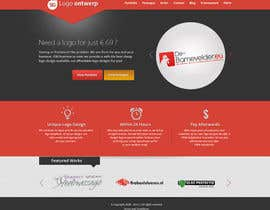 #2 para Creëer een Wordpress Template for logo design company por Pavithranmm