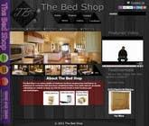 Proposition n° 2 du concours Graphic Design pour Website Design for The Bed Shop (Online Furniture Retailer)