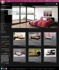Graphic Design Entri Peraduan #36 for Website Design for The Bed Shop (Online Furniture Retailer)