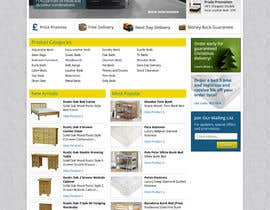 #28 for Website Design for The Bed Shop (Online Furniture Retailer) af wademd