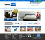 #56 for Website Design for The Bed Shop (Online Furniture Retailer) by rodannr