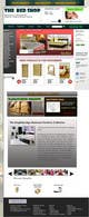 Icône de la proposition n°57 du concours Website Design for The Bed Shop (Online Furniture Retailer)