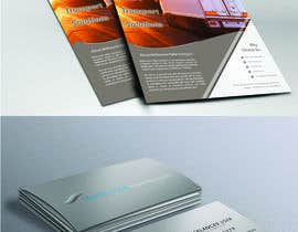 nº 16 pour Design some Business Cards for Melbourne Pallet Transport par Neruna