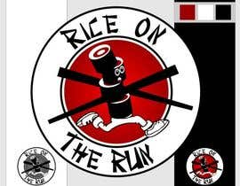 #23 untuk Rice On The Run logo design oleh ben2ty