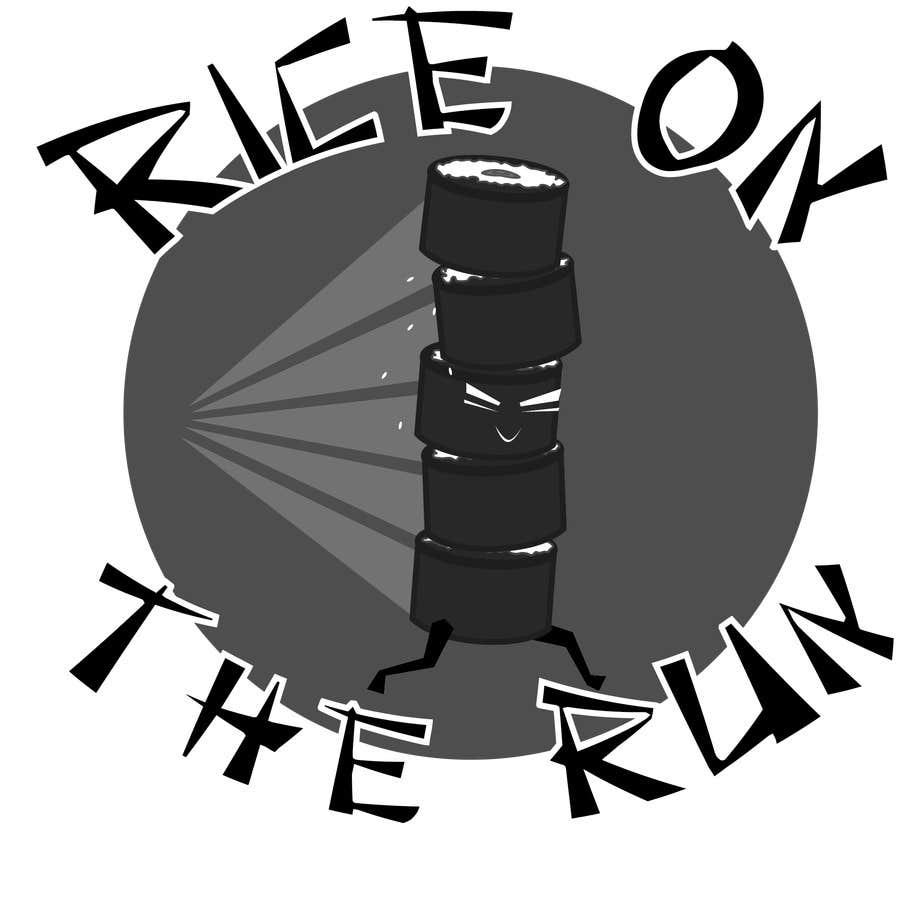 #29 for Rice On The Run logo design by VinJon