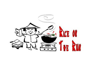 #20 for Rice On The Run logo design by ankushpapneja1