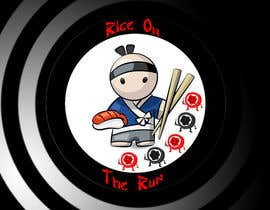 #31 untuk Rice On The Run logo design oleh ktechint