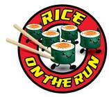 Contest Entry #37 for Rice On The Run logo design
